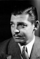 A Distinguished Look From the 1930's.  The Clark Gable.
