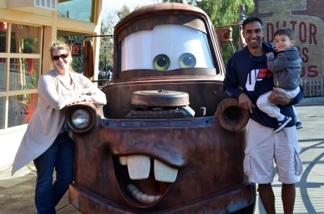 This Was a Dream Come True for Worm!  A Life Size Mater!